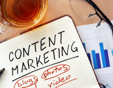 Types of content marketing formats