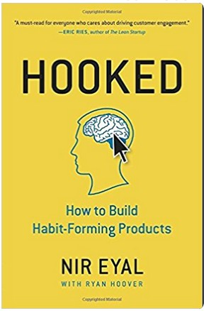 Hooked helps you improve your business to make yourself irresistible.