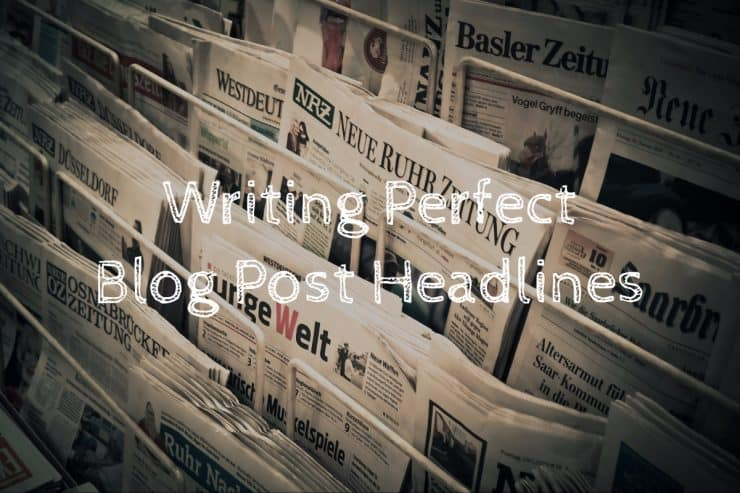 Never write a lame blog post headline again
