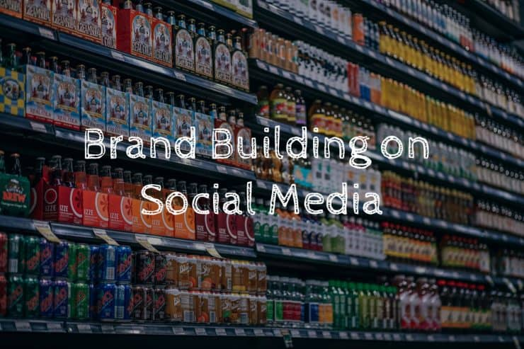 Social media platforms can be a perfect place to start building your brand awareness.