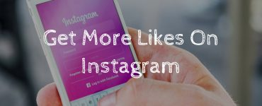 Getting more likes on your Instagram pictures can increase its reach.