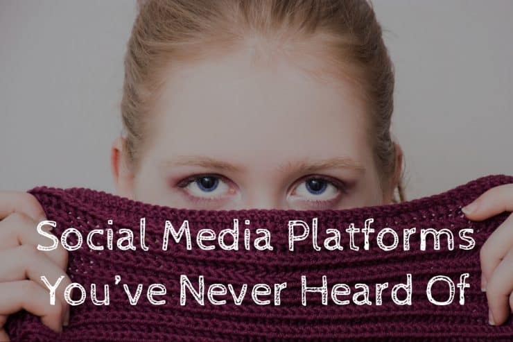 Unknown social media platforms can be hidden gems for marketing.
