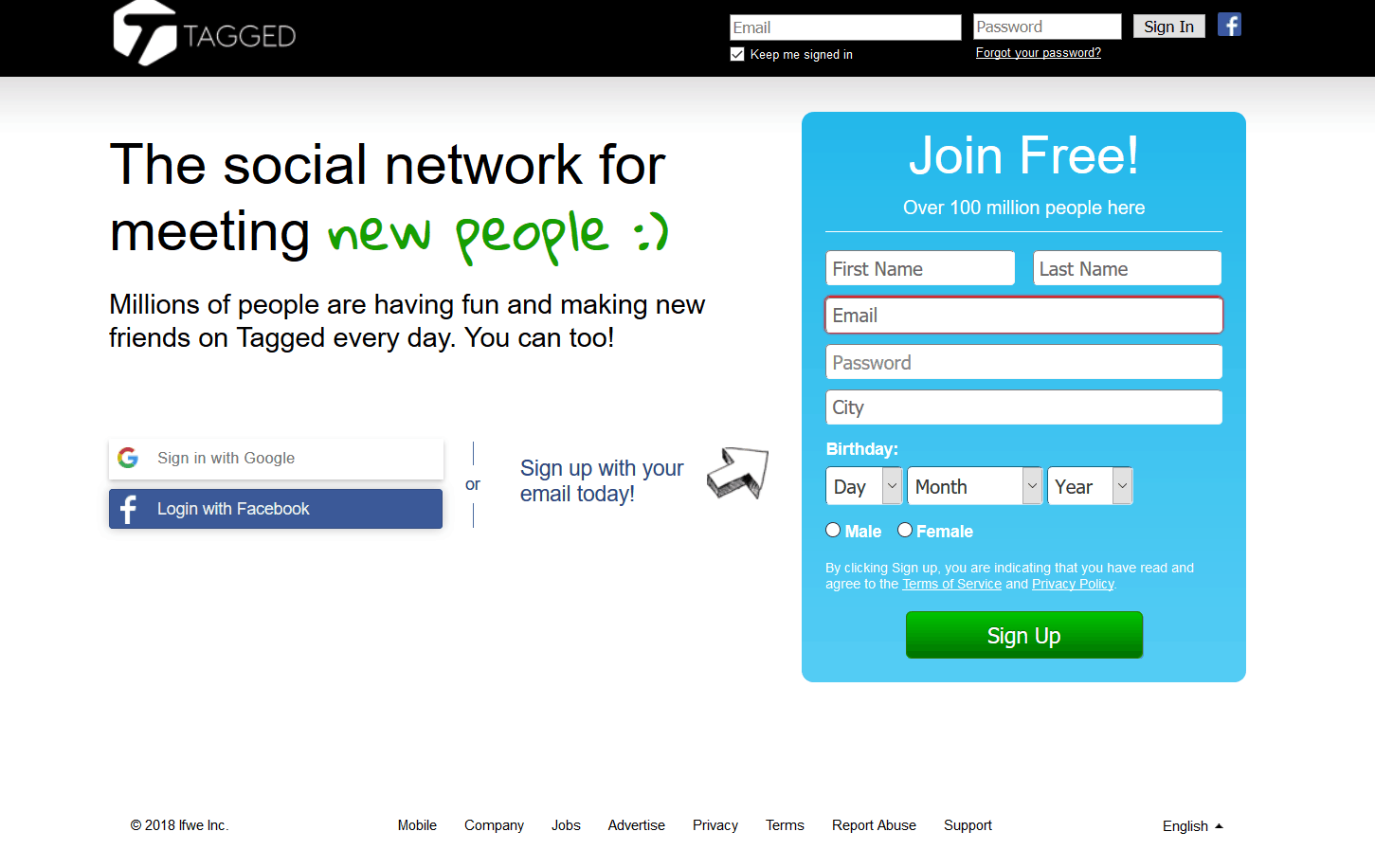 Tagged is one of many social media platforms you haven't heard about.