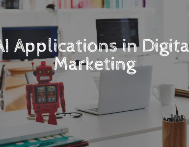 AI applications in digital marketing are vast.